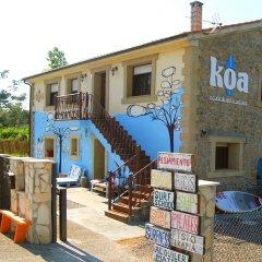 Отель Koa House - Koa Escuela de Surf Испания, Рибамонтан-аль-Мар - отзывы, цены и фото номеров - забронировать отель Koa House - Koa Escuela de Surf онлайн детские мероприятия фото 2