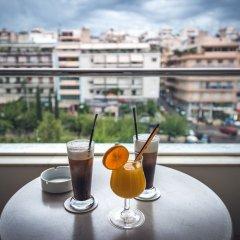 Отель Golden Age Hotel Греция, Афины - 2 отзыва об отеле, цены и фото номеров - забронировать отель Golden Age Hotel онлайн балкон