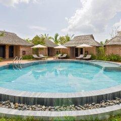 Отель Boutique Cam Thanh Resort бассейн фото 3
