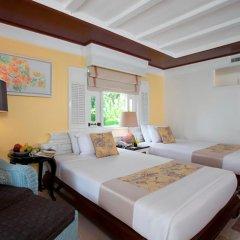 Отель Thavorn Beach Village Resort & Spa Phuket 4* Улучшенный номер разные типы кроватей фото 2