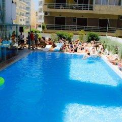 Hotel Parthenon City Родос бассейн фото 2