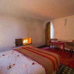 Отель Riad Les Oudayas Марокко, Фес - отзывы, цены и фото номеров - забронировать отель Riad Les Oudayas онлайн комната для гостей фото 5