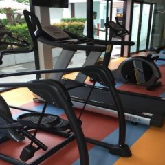Отель Lotus-Bar фитнесс-зал фото 3