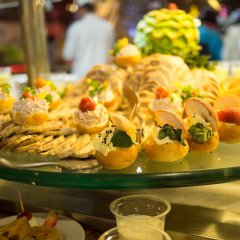 Отель Caves Beach Resort Hurghada - Adults Only - All Inclusive питание фото 2