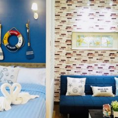 Отель Supalai Mare Pattaya Condo Sea View by Dome Паттайя комната для гостей фото 4