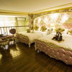 Отель Xiamen Feisu Zhu Na Er Holiday Villa Китай, Сямынь - отзывы, цены и фото номеров - забронировать отель Xiamen Feisu Zhu Na Er Holiday Villa онлайн комната для гостей фото 4