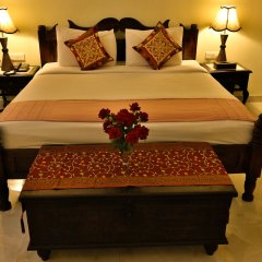 The Sher Garh Resort in Sawai Madhopur, India from 136$, photos, reviews - zenhotels.com guestroom