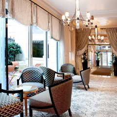 Отель Le Cardinal Париж питание фото 2