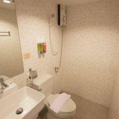 Отель Nantra Ploenchit Бангкок ванная