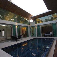 Отель Areca Pool Villa бассейн