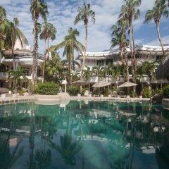 Отель Club Cascadas de Baja с домашними животными