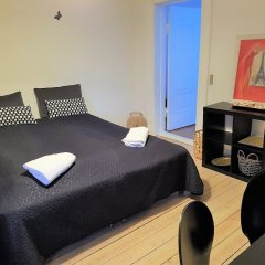 Апартаменты Classic Copenhagen City Apartment Копенгаген комната для гостей фото 3