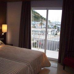 Отель Porto Calpe комната для гостей фото 3