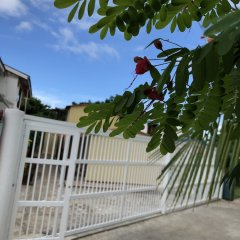 Отель Cabañas Turisticas Caribbean Paradise Колумбия, Сан-Андрес - отзывы, цены и фото номеров - забронировать отель Cabañas Turisticas Caribbean Paradise онлайн парковка