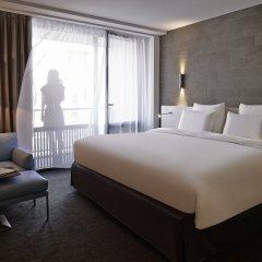 Отель Pullman Paris Tour Eiffel Франция, Париж - 1 отзыв об отеле, цены и фото номеров - забронировать отель Pullman Paris Tour Eiffel онлайн комната для гостей фото 4