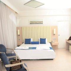 Отель Vrissiana Beach Hotel Кипр, Протарас - 1 отзыв об отеле, цены и фото номеров - забронировать отель Vrissiana Beach Hotel онлайн комната для гостей