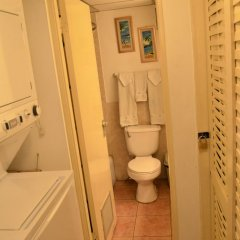 Отель Crystal Beach Studio Ямайка, Монтего-Бей - отзывы, цены и фото номеров - забронировать отель Crystal Beach Studio онлайн ванная