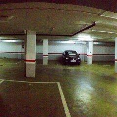 Отель Madrid Rio парковка