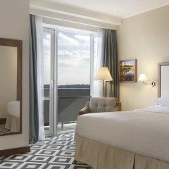 Гостиница Khortitsa Palace комната для гостей фото 4