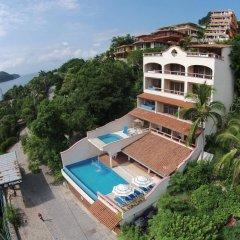Отель Villa del Pescador бассейн