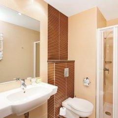 Отель Qubus Hotel Gdańsk Польша, Гданьск - 3 отзыва об отеле, цены и фото номеров - забронировать отель Qubus Hotel Gdańsk онлайн ванная