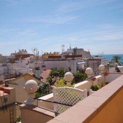 Hotel Led-Sitges балкон