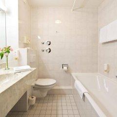 Отель ACHAT Comfort Hotel Dresden Altstadt Германия, Дрезден - 6 отзывов об отеле, цены и фото номеров - забронировать отель ACHAT Comfort Hotel Dresden Altstadt онлайн ванная фото 2