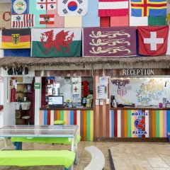 Отель Hostel Playa by The Spot Мексика, Плая-дель-Кармен - отзывы, цены и фото номеров - забронировать отель Hostel Playa by The Spot онлайн бассейн