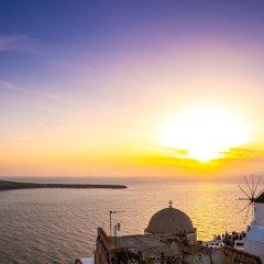 Отель Thetis Cave Villa Греция, Остров Санторини - отзывы, цены и фото номеров - забронировать отель Thetis Cave Villa онлайн пляж
