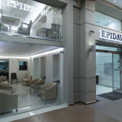 Отель Epidavros Hotel Греция, Афины - 7 отзывов об отеле, цены и фото номеров - забронировать отель Epidavros Hotel онлайн фото 8