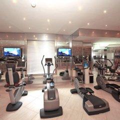 Отель Royal Hotel Carlton Италия, Болонья - 3 отзыва об отеле, цены и фото номеров - забронировать отель Royal Hotel Carlton онлайн фитнесс-зал