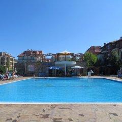 Отель Apollon Apartments Болгария, Несебр - отзывы, цены и фото номеров - забронировать отель Apollon Apartments онлайн бассейн фото 2