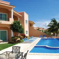 Отель Aventuras Club Lagoon бассейн фото 3