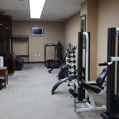 Oriental Garden Hotel фитнесс-зал фото 2
