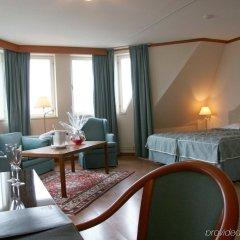 Отель Elite Hotel Residens Швеция, Мальме - 1 отзыв об отеле, цены и фото номеров - забронировать отель Elite Hotel Residens онлайн комната для гостей
