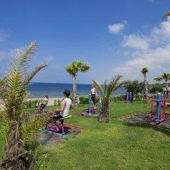 Отель Flora Garden Beach Club - Adults Only фитнесс-зал фото 4