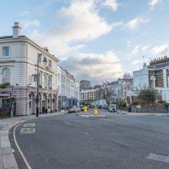 Отель Bright Family Home in Primrose Hill Великобритания, Лондон - отзывы, цены и фото номеров - забронировать отель Bright Family Home in Primrose Hill онлайн