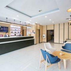 Отель Hanting Express Hangzhou Xiasha Branch интерьер отеля фото 3