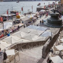Отель Porto River Appartments Порту спортивное сооружение