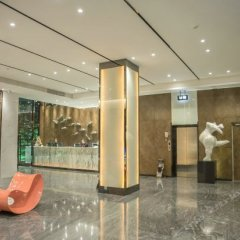 PACO Hotel Guangzhou Dongfeng Road Branch фитнесс-зал