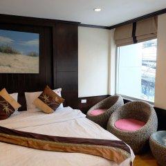 Отель Everest Boutique 8 Inn Бангкок комната для гостей фото 3
