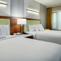 Отель SpringHill Suites Las Vegas Convention Center комната для гостей фото 3