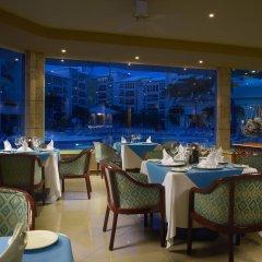 Отель Occidental Costa Cancún All Inclusive Мексика, Канкун - 12 отзывов об отеле, цены и фото номеров - забронировать отель Occidental Costa Cancún All Inclusive онлайн питание фото 3