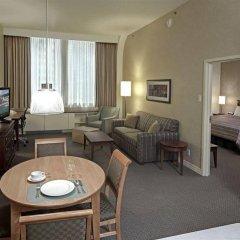 Отель Le Square Phillips Hotel And Suites Канада, Монреаль - отзывы, цены и фото номеров - забронировать отель Le Square Phillips Hotel And Suites онлайн комната для гостей