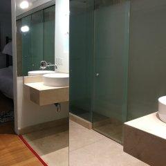 Отель Depto Ubicado c-Linda Terraza Polanco Мехико ванная