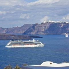 Отель William's Houses Греция, Остров Санторини - отзывы, цены и фото номеров - забронировать отель William's Houses онлайн пляж