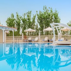 Отель Villa Malia бассейн фото 3