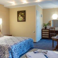 Гостиница Огни Енисея комната для гостей фото 5