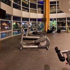 Отель Holiday Inn Express Puebla фитнесс-зал фото 4