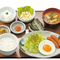 Отель Daiwa Roynet Hotel Hakata-Gion Япония, Хаката - отзывы, цены и фото номеров - забронировать отель Daiwa Roynet Hotel Hakata-Gion онлайн питание фото 2